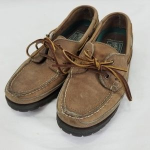 Ralph Lauren Polo Country 7B Boat Shoes